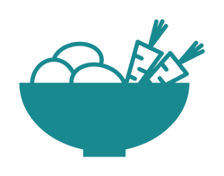 Mieline traiteur et plats a emporter Roubaix Lille Logo bleu 1 00010
