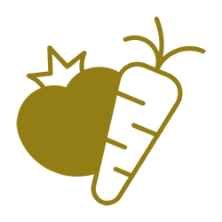 Mieline traiteur et plats a emporter Roubaix Lille Logo marron 00010